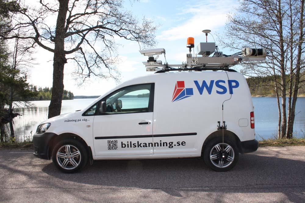 Bilskanning WSP
