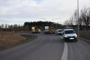 bilskanning E18 Västerås, Köping-Hallstahammar Georadar